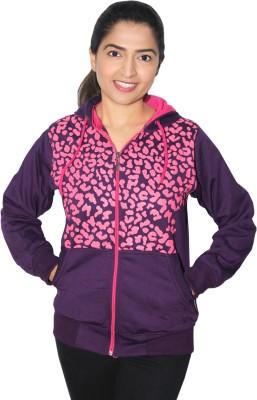 Goodluck Full Sleeve Printed Women Sweatshirt