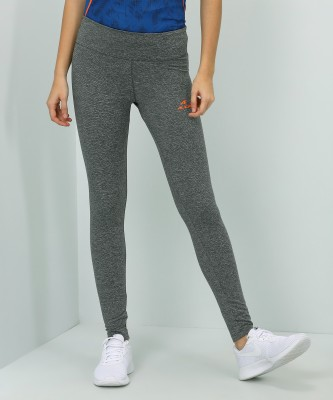 Alcis Self Design Women Grey Tights at flipkart