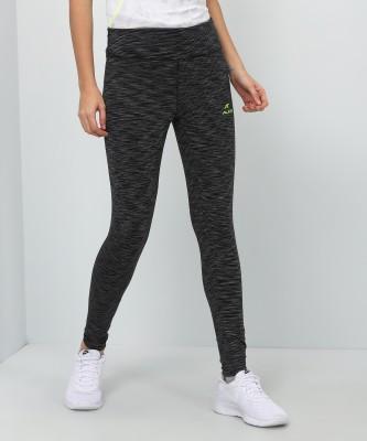 Alcis Self Design Women Grey Tights at flipkart