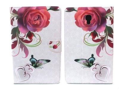 Fashion Flip Cover for Samsung Galaxy Tab A 10.5 inches Model SM-T590/SM-T595(Multicolor)