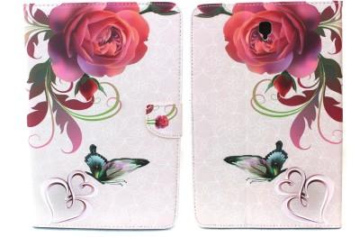 Fashion Flip Cover for Samsung Galaxy Tab S4 10.5 inches Model SM-T830/SM-T835(Multicolor)