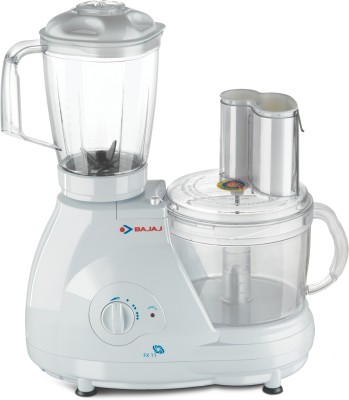 Bajaj Masterchef 3.0 food processor 600 W Food Processor(White)