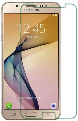 Avni Communication Tempered Glass Guard for Samsung Galaxy J7 Max(Pack of 1)