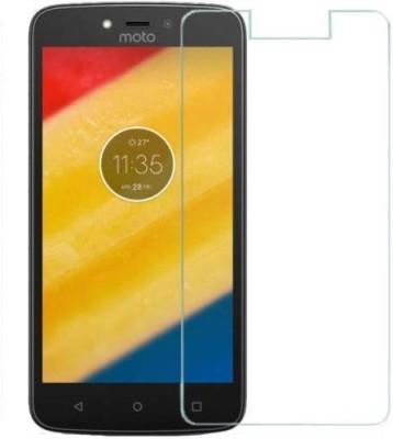 MudShi Tempered Glass Guard for Motorola Moto C Plus