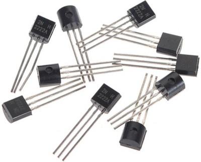 dangi e shop 2n2222 NPN Transistor Number of Transistors 10