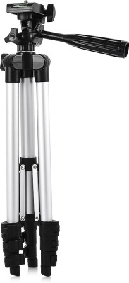 truelife Vlogging TR-3110- Tripod(Silver, Supports Up to 1500 g) 1
