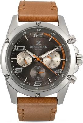 Daniel Klein DK11351-7  Analog Watch For Men
