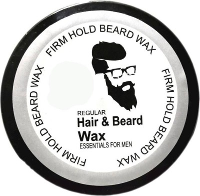 Blushia STRONG HOLD Wax Hair & Beard Style Wax(100 g)