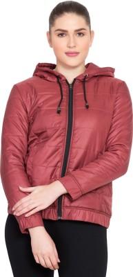 Deewa Sleeveless Solid Women Jacket
