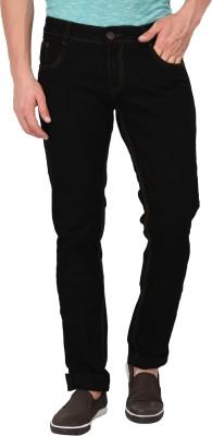 Studio Nexx Slim Men Black Jeans