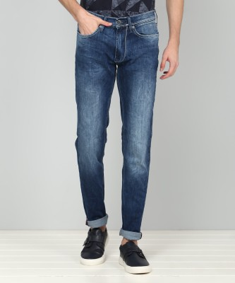 GAS Slim Men Blue Jeans at flipkart