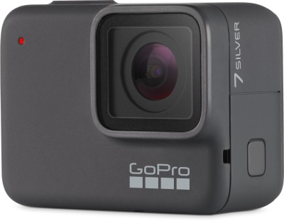 GoPro Hero7 Sports and Action Camera(Silver, 10 MP)