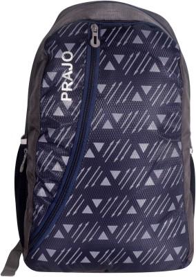Prajo BARCELONA 21 L Backpack(Blue)