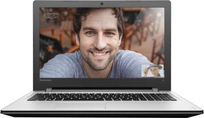 Lenovo Ideapad 300- 15ISK Core i5 6th Gen - (4 GB/1 TB HDD/DOS/2 GB Graphics) 80Q700DWIN Laptop(15.6 inch, Silver, 2.3 kg) 1