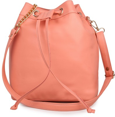 JFC Women Orange Sling Bag at flipkart