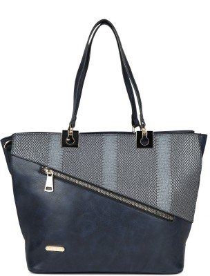 Elle Women Black Tote at flipkart