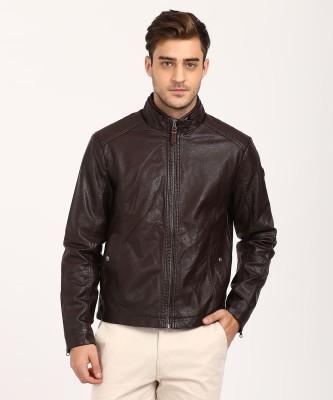 U.S. Polo Assn Full Sleeve Solid Men Jacket at flipkart