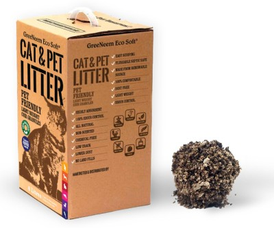 ECOSOFT 007 Pet Litter Tray Refill