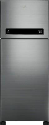 Whirlpool 265 L Frost Free Double Door 2 Star Refrigerator Arctic Steel, NEO DF278 PRM  2S