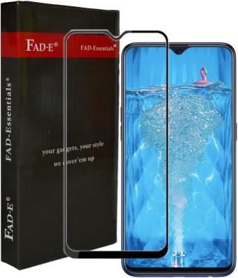 FAD-E Edge To Edge Tempered Glass for Oppo F9, OPPO F9 Pro, Realme 2 Pro, Realme U1, Realme 3 Pro(Pack of 1)