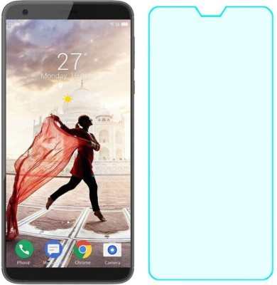 Desirtech Tempered Glass Guard for InFocus Vision 3 Pro(Pack of 1)