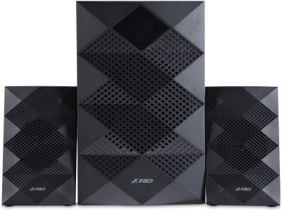 F&D A180X 42 W Portable Bluetooth Home Theatre(Black, 2.1 Channel)
