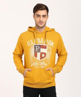 U.S. Polo Assn Full Sleeve Printed Men
