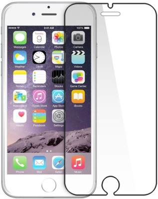 CARE 4 U Tempered Glass Guard for Apple iPhone 6 Plus(Pack of 1)