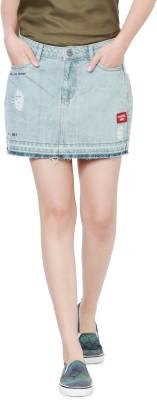 Focus Solid Women Light Blue Basic Shorts