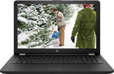 HP 15q APU Dual Core A9 - (4 GB/1 TB HDD/Windows 10 Home/2 GB Graphics) 15q-by002AX Laptop(15.6 inch, SParkling Black, 1.86 kg)