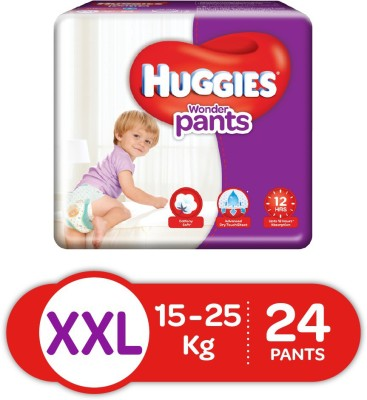 Huggies Wonder Pants Diapers (24 PCS, XXL)