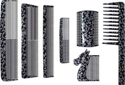 RAAYA Professional Salon And Parlour Use Comb, Hair Styling Hairdressing Hairdresser Barbers Combs Set