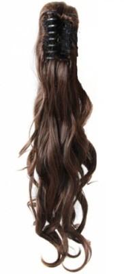 JAGTEK  Claw Clip Ponytail Extension (Brown) Hair Extension