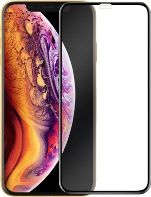 Flipkart SmartBuy Edge To Edge Tempered Glass for Apple iPhone XS, Apple iPhone X, Apple iPhone 11 Pro(Pack of 1)