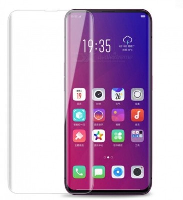 CARE 4 U Tempered Glass Guard for Oppo Find X(Pack of 1)
