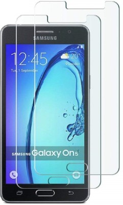 Maxpro Tempered Glass Guard for Samsung Galaxy ON5/On5 Pro(Pack of 2)