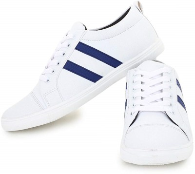 Shoes Bank White Sneaker For Men