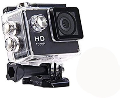 SpadeAces New 4k ultra hd action camera Sports and Action Camera(Black 32 MP) 1