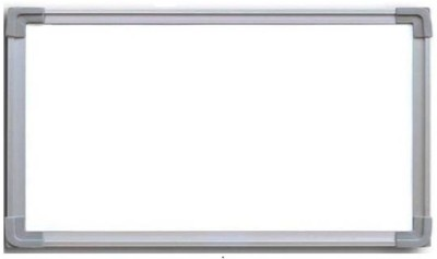JS MART Regular Non magnetic Fabric Small Whiteboards and Duster Combos(Set of 1, Blue)