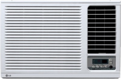 LG 1 Ton 3 Star BEE Rating 2018 Window AC  - White(LWA12GWXA, Copper Condenser)   Air Conditioner  (LG)