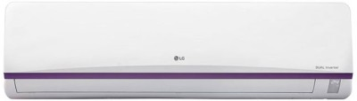 LG 1.5 Ton 3 Star BEE Rating 2018 Split AC  - White(JS-Q18TBXD, Copper Condenser)   Air Conditioner  (LG)