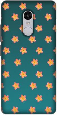 Rich Fashion Back Cover for Mi Redmi Note 4 Multicolor