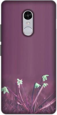 RICHFASHION Back Cover for Mi Redmi Note 4 Multicolor