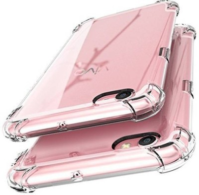 XOLDA Back Cover for OPPO F5 Transparent
