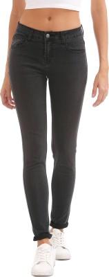 Newport Skinny Women Grey Jeans