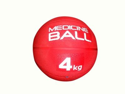 VSI Sports Medicine Ball(Weight:  4 Kg, Red)