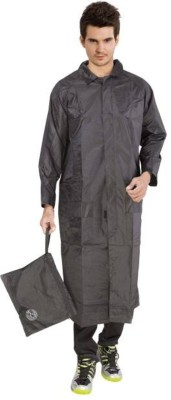 Shreejee Solid Men Raincoat