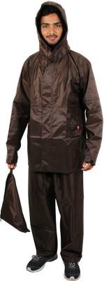 Shreejee Solid Men Raincoat