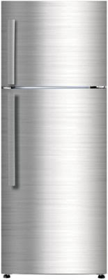 Haier 258 L Frost Free Double Door Top Mount 3 Star Convertible Refrigerator Silver, HRF 2783CSS E