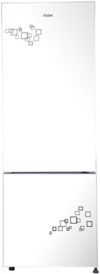 Haier 320 L Frost Free Double Door 3 Star Refrigerator Mirror Glass, HRB 3404PMG E